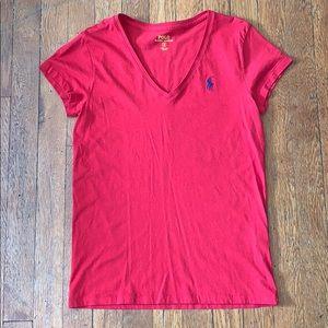 Women's Ralph Lauren Polo T-shirt